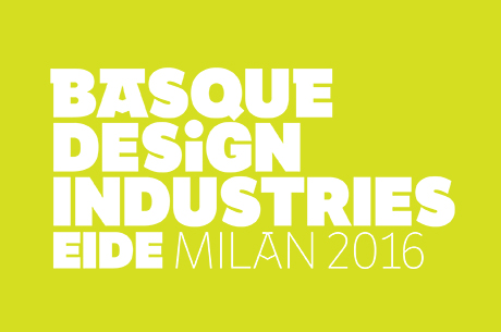 Basque Design Industries Milan 2016
