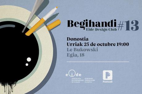 Begihandi #13 Donostia