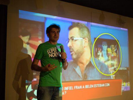 Sergio de la Casa, Begihandi